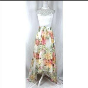 City Studio Two Piece Dress, size 5